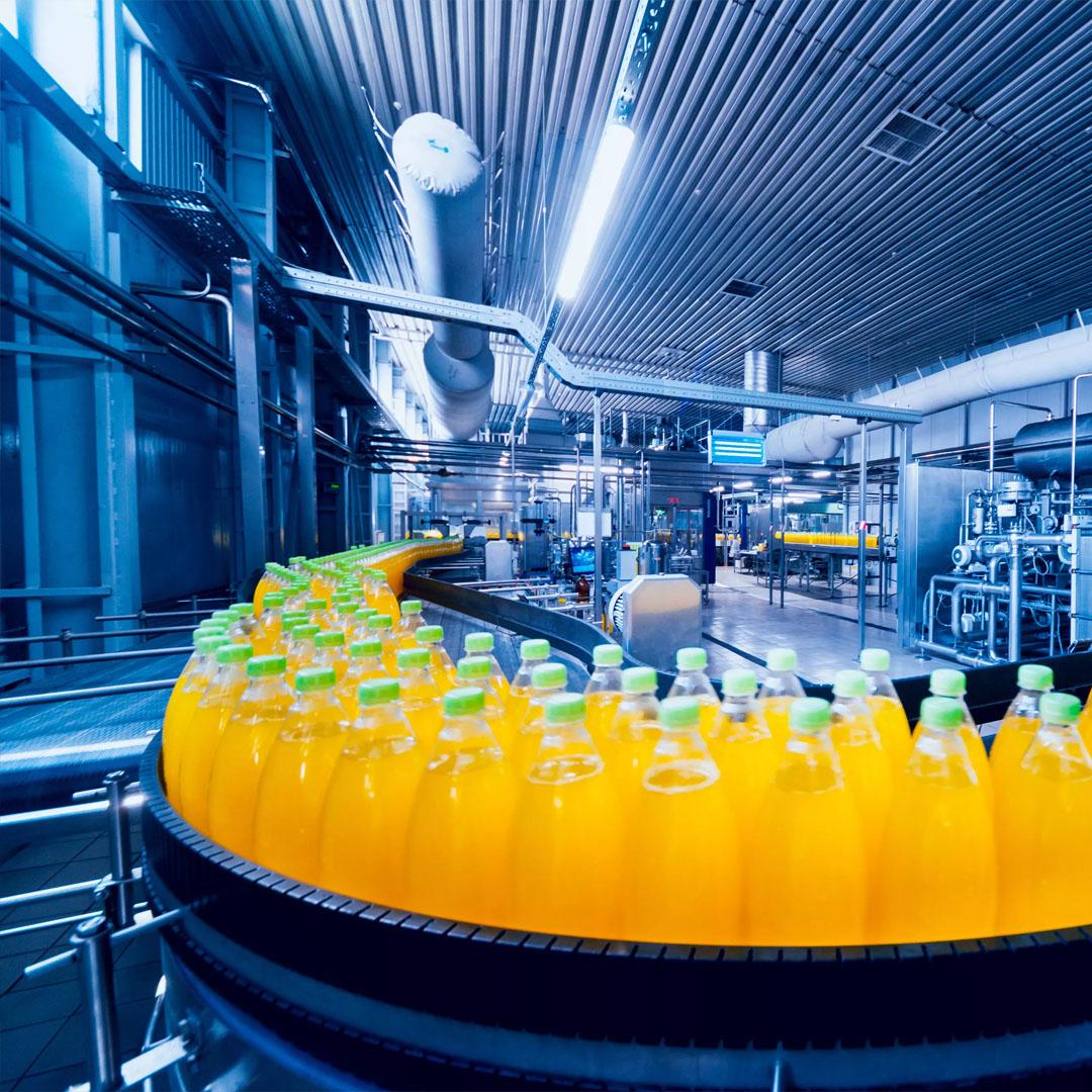 Gıda ve İçecek Sektörü İçin Esnek Bariyer Sistemleri