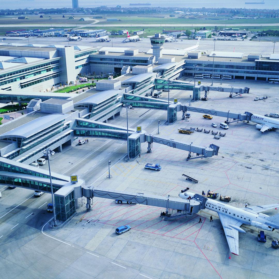 Havalimanları İçin Esnek Bariyer Sistemleri