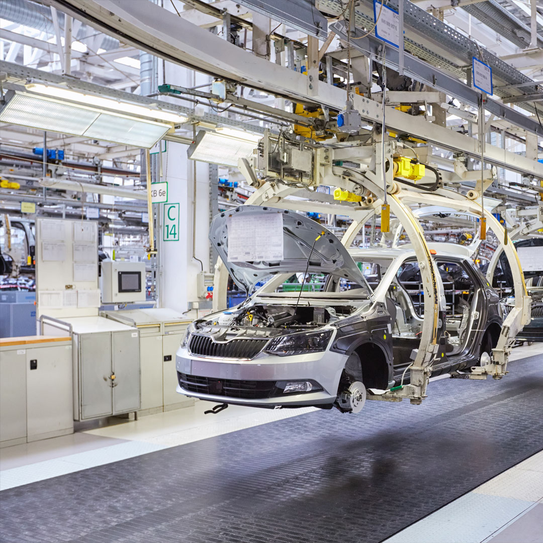 Otomotiv Sektörü İçin Esnek Bariyer Sistemleri